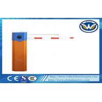 Vehicle Access Vontrol Barriers 4 second With Boom Length 6M