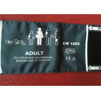 Best Adult Non Invasive Blood Pressure Cuff With One / Two Tube Hose 27 - 35cm Size wholesale