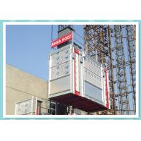 Best Galvanized Tower Building Hoist Construction Elevator rental hoist wholesale