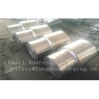 Best Alloy Steel Forged Shafts Blank C35 C45 42CrMo4 36CrNiMo4 4330 34CrNiMo6 4140 SNCM439 BS816M40 4130 4340 wholesale