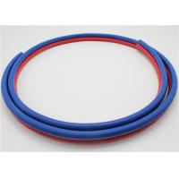 Quality Grade R EPDM 6mm Twin Welding Hose OD 13mm 300 Psi Flame Resistance wholesale