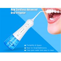 Best Smart Electrical Oral Hygiene Devices IPX7 Waterproof rechargeable portable oral irrigator wholesale