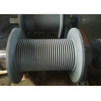 Best Lebus Grooved Drum Design Offshore Winch For Wire Rope Spooling Controlling wholesale