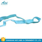 Best Decorative Coloured Fold Over Elastic Webbing Straps Elastic Binding Tape wholesale