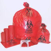 Best BIOHAZARD BAGS, AUTOCLAVABLE BAGS, RED BAG, YELLOW BAG, BLUE BAG, BLACK BAG, MEDICAL WASTE wholesale
