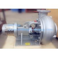 Quality BETTER Mission Sandmaster and MCM Mud Master style Centrifugal Pumps with Short Frame Hydraulic Motor Driven wholesale