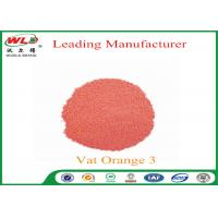 Best 100% Purity Indanthrene Dye C I Vat Orange 3 Vat Brilliant Orange RK wholesale