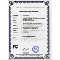 DONGGUAN AIBUSI ELECTRONICS CO.,LTD. Certifications