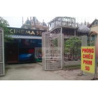 Best Popular 5D Theater Equipment with Motion Chair and Special Effect System wholesale