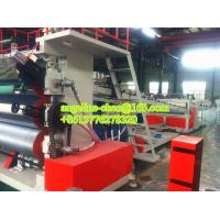 Cheap Plastic PVC ceramic wall tile making machine production line for sale