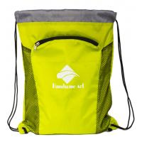 Best New Hot Selling  Cheap Polyester Drawstring Bag with Zipper-HAD14023 wholesale