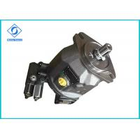 Best Fast Control Response Inline Axial Piston Pump A10V With Through - Shaft Structure wholesale