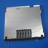 Best micro pcb SD push sim card connector 8pin smt,mini sd card socket,smc card wholesale