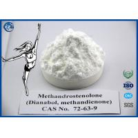 Muscle Building Dianabol Anabolic Steroids , Cas 72 63 9 Steroid Raw Powder