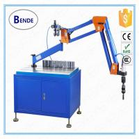 Quality Automatic CNC air drilling tapping machine/High efficiency pipe threading machine equipment wholesale