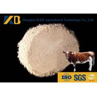 Best Non - Allergen Organic Brown Rice Protein Powder / Raw Rice Protein Yellowish Color wholesale