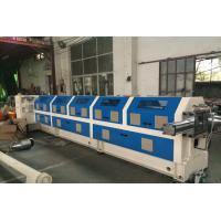 Best PP flakes recycling granulator machine plastic masterbatch single screw extruder wholesale