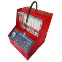Best Gas Fuel Injector Tester And Cleaner / Fuel Injector Flow Test Equipment wholesale