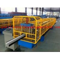Best High Strength Gutter Cold Roll Forming Line Seamless Gutter Machine , Downspout Machine wholesale