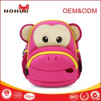 Best 13L Animal School Neoprene Personalized Kids Backpack For Baby Girls Boys wholesale
