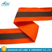 Best Garment Accessories Orange Reflective Clothing Tape High Light 3M Reflective Tape wholesale