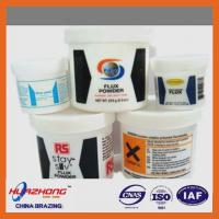 Buy cheap Aluminum Clean-Free Flux Brazing Powder Manufacturer,application for brazing aluminium radiator and aluminium alloy from wholesalers