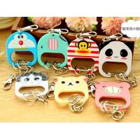 Best promotional soft silicone key chain ,carton keychain wholesale