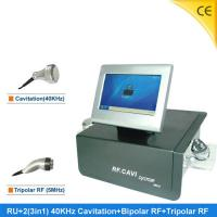 Best Body Weight Cavitation RF Slimming Machine With Touch Screen 220V 50Hz RF+2 wholesale