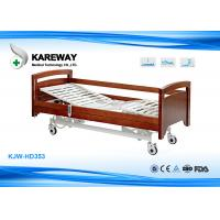Best Safety Home Hospital Folding Bed , Electric Adjustable Beds 300 Kgs Weight Limit wholesale