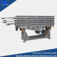 Best new style linear vibrating screen vibrating sieve for classification wholesale