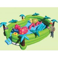 Best 2012 hot sell inflatable combo/bouncer slide combo wholesale