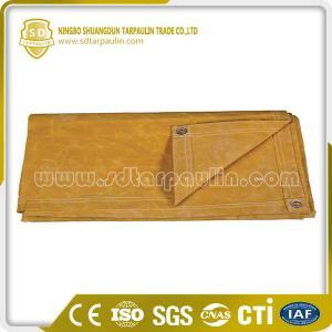 Best Heavy Duty Abrasion Resistant Canvas Tarps wholesale