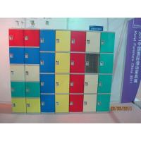 Best Strong Plastic Gym Lockers 8 Comparts 1 Column Swimming Pool Lockers wholesale