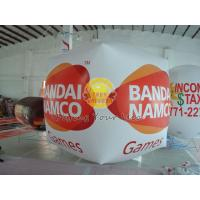 Best Cube balloon with four sides digital printing, Inflatable Ground Balloon for Trade show wholesale