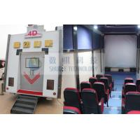 Best Century Theatres Xd 9D Cinema Motion Trailer With Luxury Special Effect Motion Chair wholesale