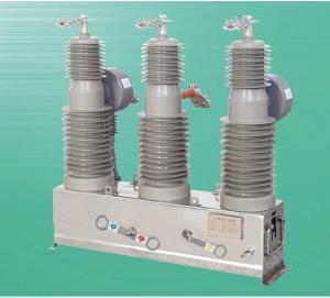 Outdoor High Voltage Vacuum Circuit Breaker (ZW32-24) 24kV