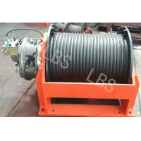 Buy cheap Anchor Type Lebus Groove Drum Power Winch Machine ,mooring and boat ,One Year Warranty from wholesalers
