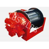Best Windlass Winches / Hydraulic Tugger Winch Mining Belt Cylinder Winch wholesale