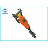 Best Excavator Parts Hydraulic Earth Auger Drill 41Kw 810 Mm Height High Efficiency wholesale