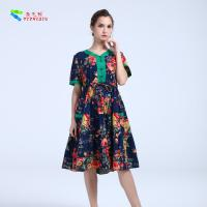 Best YIZHIQIU Casual Dresses cotton anti-static dress wholesale