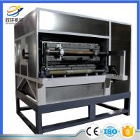 Best Fully automatic recycling waste paper egg tray machine with best price wholesale