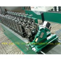 Best Hollow Runner Metal Stud And Track Roll Forming Machine for T Guide Track Panasonic PLC Control Atos Valve wholesale