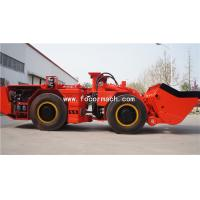Buy cheap Articulated Structure Underground Mining LHD Used for Gold Mine,Articulated from wholesalers