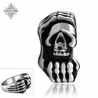 Best New Hot Sale Skull Design Teenage Stainless Steel Jewelry wholesale