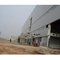Cheap High Strength Pre Fabricated Multi Storey Steel Buildings For Workshop Economical for sale