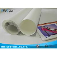 Best 30M Eco Solvent Media RC Glossy Photo Paper For Roland Mimaki Printer wholesale