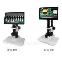 Best High Resolution LCD Screen Microscope With Digital Camera 3D - 02 - LCD Series wholesale