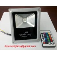 Best 16 Color Tones RGB LED Flood Light for Illumination and Beautification of Home Hotel Garde wholesale