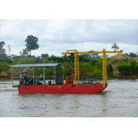 China 65m³ Fuel Tank Multi Cat Service Boat 350kNm Hydraulic Knuckle Crane on sale