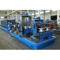 Hollow Section Tube Rolling Mill Round Tube With Galvanized Steel